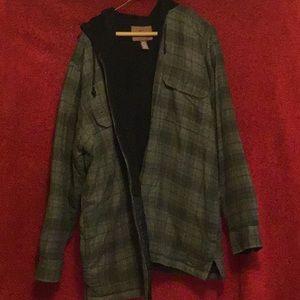 Faded Glory Jacket with Hood